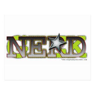 Nerd_wh Postcard