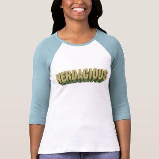 Nerdacious T-shirts