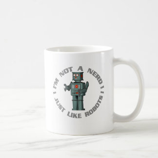 NerdBot Coffee Mug