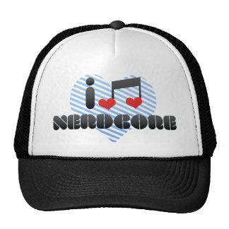 Nerdcore fan hats