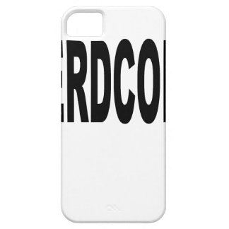 nerdcore tees M.png iPhone SE/5/5s Case