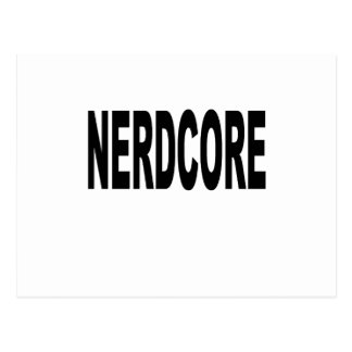 nerdcore tees M.png Postcard