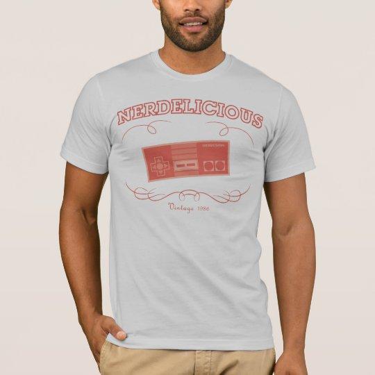 "Nerdelicious ""Vintage edition"" - 1986 T-Shirt"