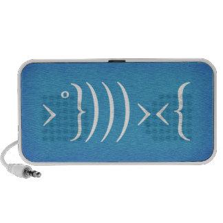 Nerdfish iPod Altavoz