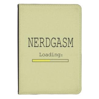 Nerdgasm Loading (with Data Bar) Kindle 4 Case
