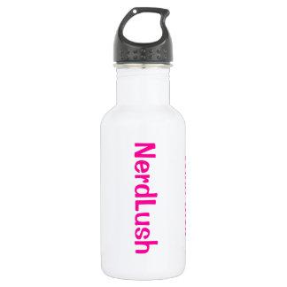 NerdLush- 18oz Water Bottle
