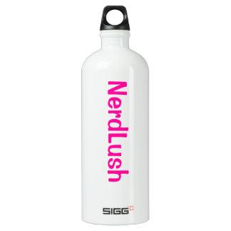 NerdLush- Aluminum Water Bottle