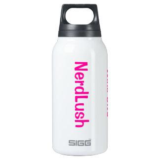 NerdLush- 10 Oz Insulated SIGG Thermos Water Bottle