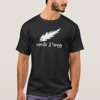 nerds 2²ever black nerd shirt nerds forever