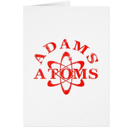 Nerds Adams Atoms Cards