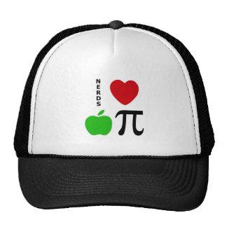 Nerds Love Apple Pie Hat