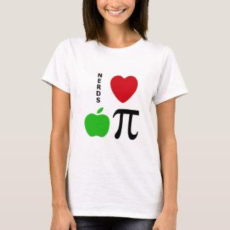 Nerds Love Apple Pie T-Shirt