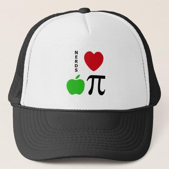 Nerds Love Apple Pie Trucker Hat