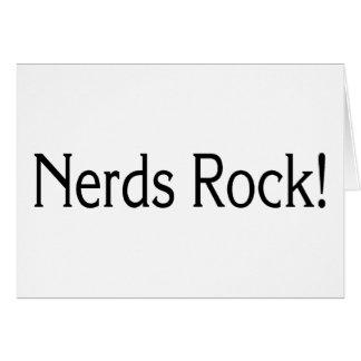 Nerds Rock Card