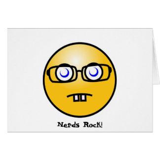 Nerds Rock! Card