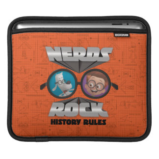 Nerds Rock iPad Sleeve