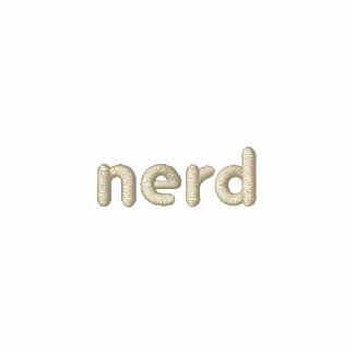 Nerds rule! - Embroidered Shirt