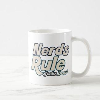 Nerds Rule Jocks Drool Mugs