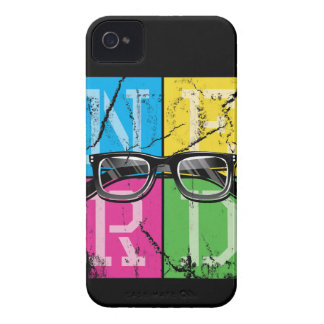 Nerd's Spectacle Case-Mate iPhone 4 Case