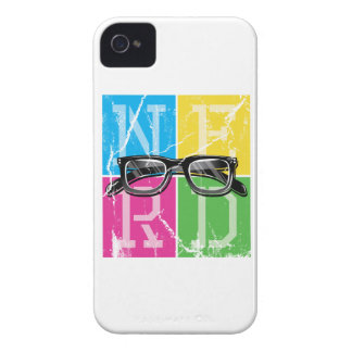 Nerd's Spectacle iPhone 4 Cover