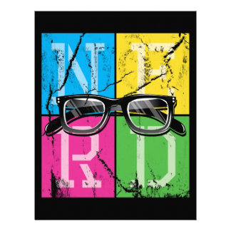 Nerd's Spectacle Personalized Letterhead