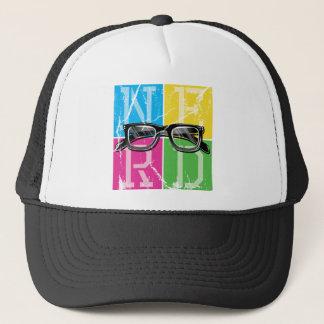 Nerd's Spectacle Trucker Hat