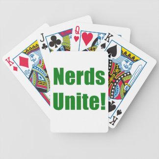 Nerds Unite Poker Deck