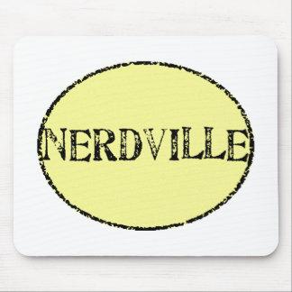 Nerdville Mouse Pad