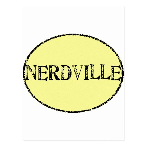 Nerdville Postal