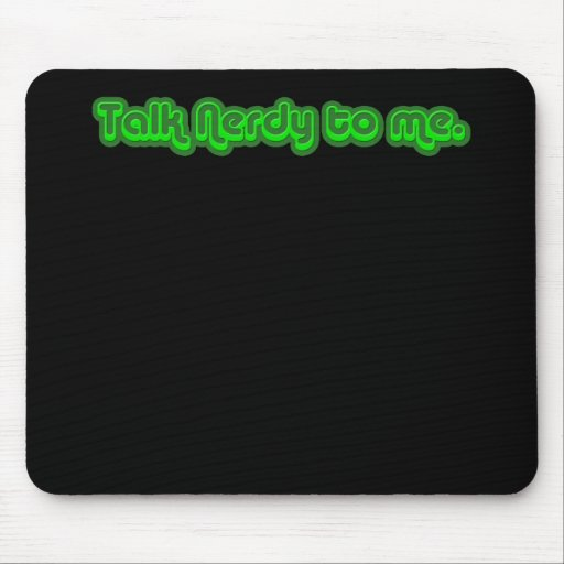 Nerdy4 Mouse Pad