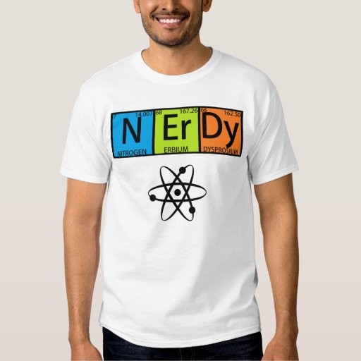 nerdy ap chem t shirt zazzle