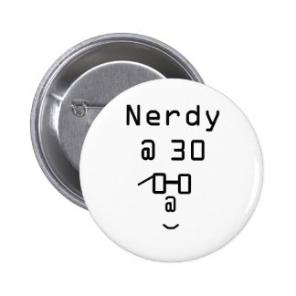 Nerdy at 30 buttons