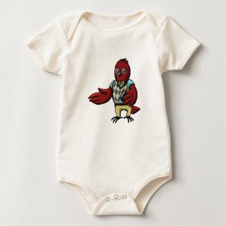 Nerdy Birdy Baby Bodysuit