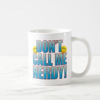 Nerdy Call Life B Coffee Mug