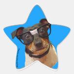 Nerdy Dog Stickers