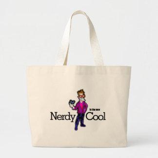 Nerdy es el nuevo se refresca bolsa de mano