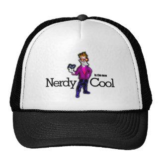 Nerdy es el nuevo se refresca gorra