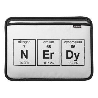 NErDy Funda MacBook