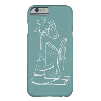 nerdy giraffe barely there iPhone 6 case