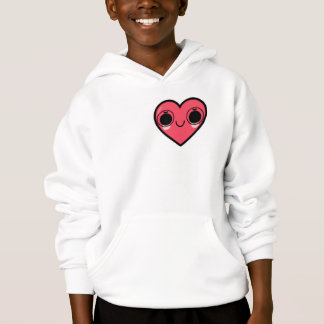 Nerdy Heart Hoodie