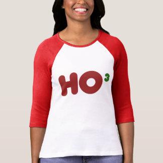 Nerdy HO para Navidad T Shirts