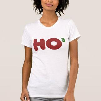 Nerdy HO para Navidad Tshirts