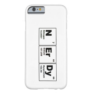 nerd iphone 6 case