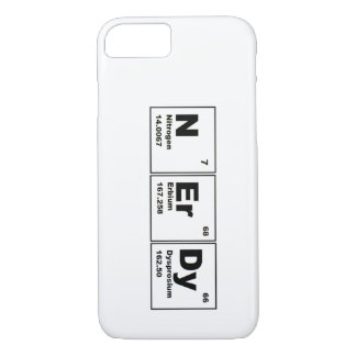 Nerdy iPhone 7 case