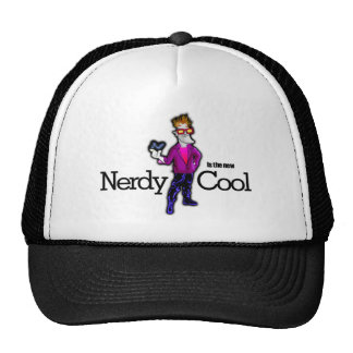 Nerdy is the new cool trucker hat