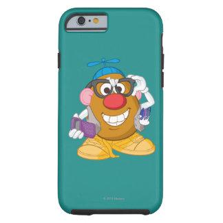 Nerdy Mr. Potato Head Tough iPhone 6 Case