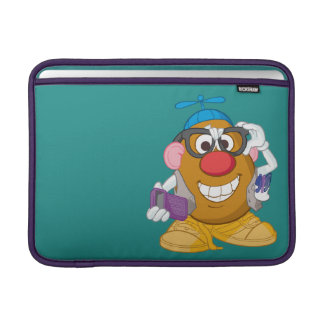 Nerdy Mr. Potato Head Sleeves For MacBook Air