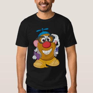 Nerdy Mr. Potato Head Tshirt