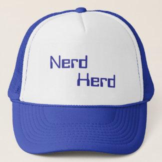 """Nerdy """"Nerd Herd"""" Hat"""