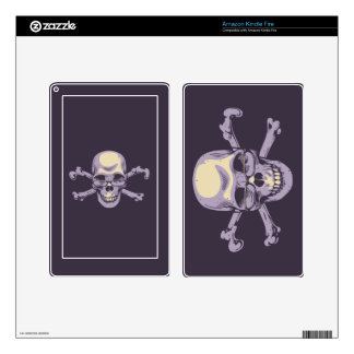 Nerdy Pirate Skin For Kindle Fire